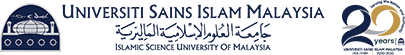 ADMISSION | STUDY @ USIM Logo